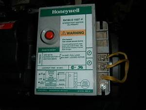Wiring Honeywell 6006 Aquastat To A L8148