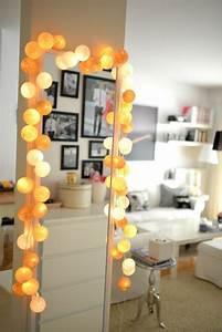 Guirlande Lumineuse Salon : guirlande lumineuse pour une atmosph re chaleureuse ~ Melissatoandfro.com Idées de Décoration