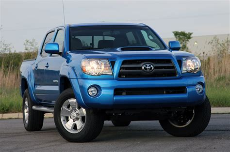 Review 2018 Toyota Tacoma 4x2 Prerunner Photo Gallery