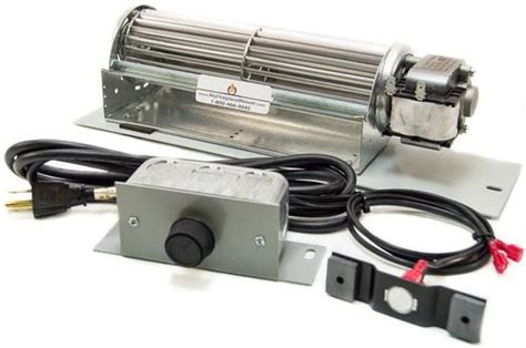 temco fireplace parts fk24 blower kit fireplace blower fan kit for temco