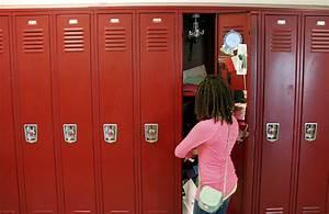 School Lockers Back To School Five Ways To Help Your Middle School
