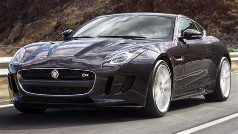 2016 Jaguar F-type S Coupe Review
