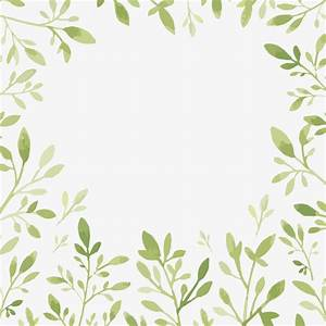 Frame, Flowers, Leaves PNG Image and Clipart for Free Download
