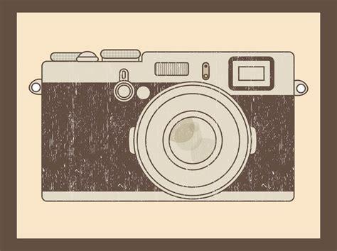 vector vintage camera vector art graphics freevectorcom