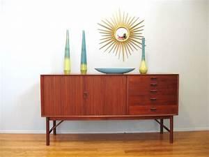 Furniture: Attractive Mid Century Modern Credenza For ...