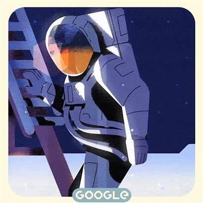 Google Landing Moon Luna Roblox Apollo 50th