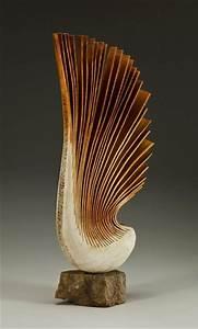 wood art sculpture Christian Burchard Wood Pinterest