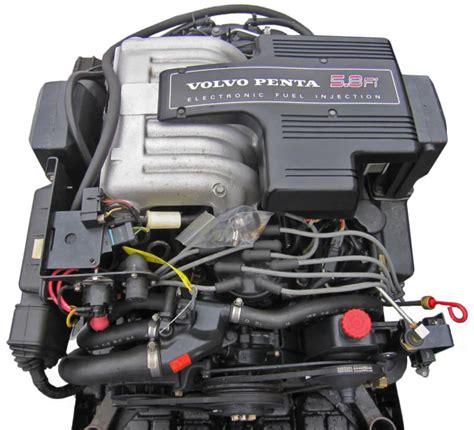 Remanufactured Volvo Engines by Find Volvo Penta 5 8fi 275hp Reman Sterndrive Engine Fuel
