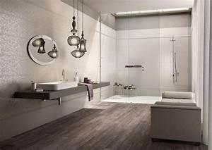 idee arredo bagno rivestimenti bagno moderno con accessori di installazione di bellezza per la