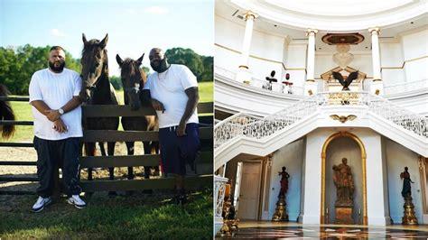 Rick Ross S House by Dj Khaled Rick Ross Mansion Tour