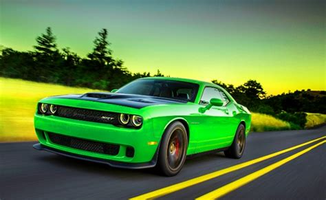 2019 Dodge Challenger Hellcat Concept Refresh Dodge