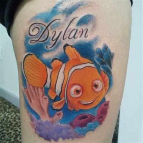 nemo tattoo designs   images  tattoos