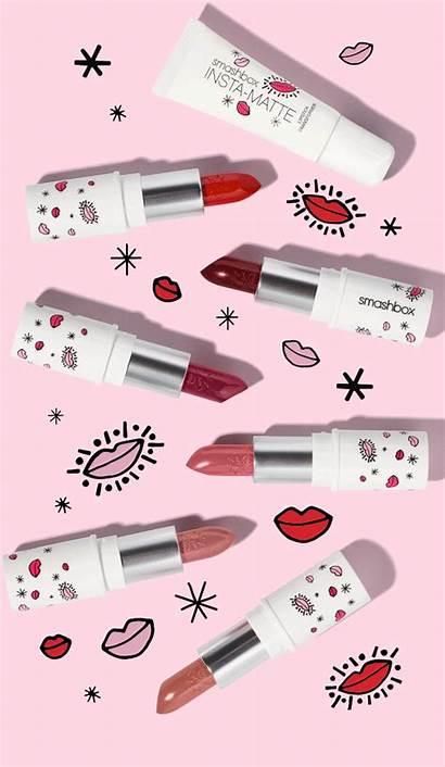 Cosmetic Packaging Beauty Lipstick Cosmetics Makeup Smashbox
