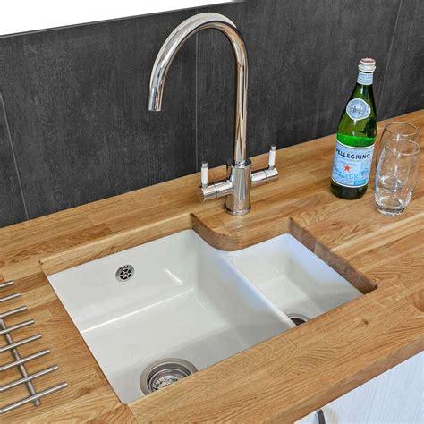 ceramic kitchen sinks and taps reginox tuscany ceramic sink and genesis tap pack 8092