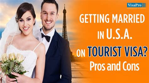 how do you to be to get married can i get married on a tourist visa to a us citizen youtube