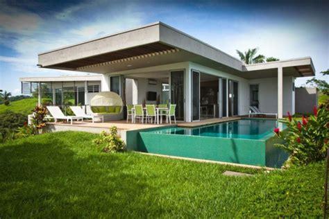 Modernes Haus Mit Garten by Haus Mit Garten Erstaunliche Fotos Archzine Net