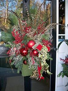 17 Best ideas about Christmas Front Doors on Pinterest