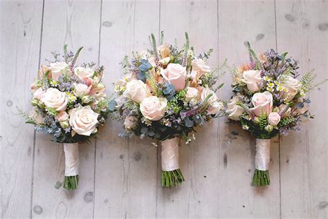 Rustic Wedding Bouquets And Flowers Wedding Summer And Pink
