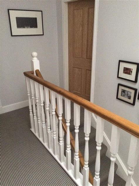 New Banister by Farrow Inspiration Ammonite Walls Paint Color