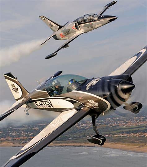 Fly The L-39 Albatross Fighter Jet Over France