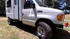 Box Truck Camper Cheap Lift Kit For Ford Econoline E150 E250 E350 32