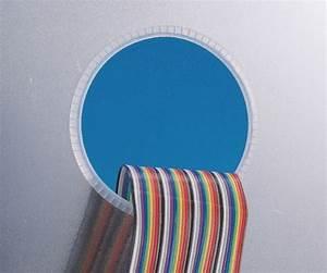 Protection Bord De Tole : profil s de protection tha 012 251 06100 hellermanntyton ~ Dailycaller-alerts.com Idées de Décoration