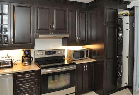armoire de cuisine bois armoire en érable carré massif couleur colombie