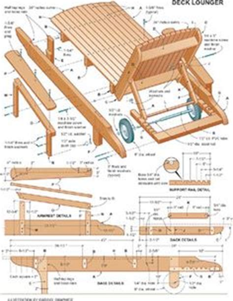 plan de chaise longue en bois diy wood chaise lounge chairs lounge chair plans free outdoor plans diy shed wooden