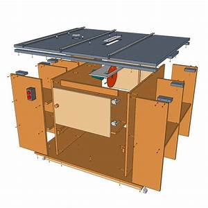 Router and Saw Table Plans