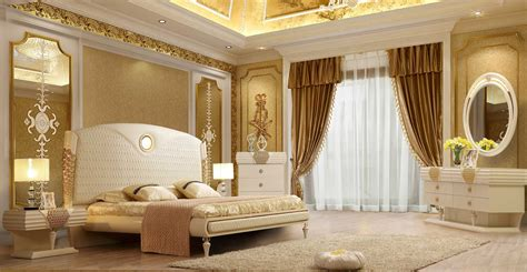Classic Bedroom Design by Hd 901 Homey Design Bedroom Set European