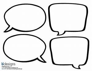 19 best images about speech bubbles on pinterest student With photo booth speech bubble template
