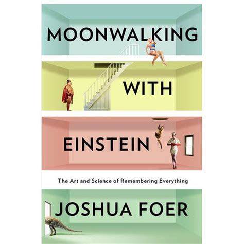 Image result for moonwalking with einstein
