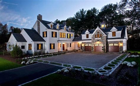 newly built colonial style home  saratoga springs  york homes   rich