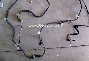 Jdm Civic Eg6 Rhd Rear End Wire Harness