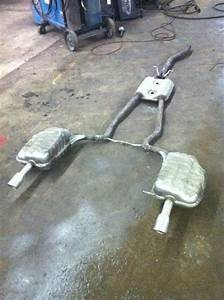 For Sale  Exhaust Complete Stock Audi A4 1 8t B6 2002