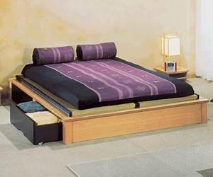 Lit Japonais Pas Cher : lit japonais futon ikea ~ Premium-room.com Idées de Décoration