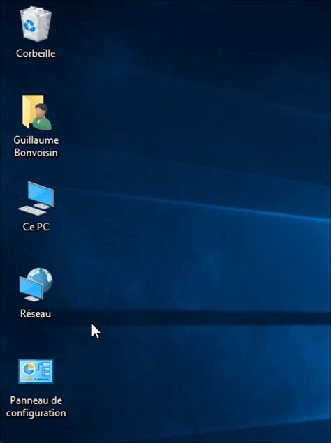 icones bureau windows 8 afficher les icones du bureau 28 images comment