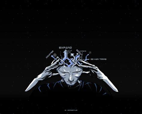Black Blue A Mind Game (starcraft)  Video Games Starcraft