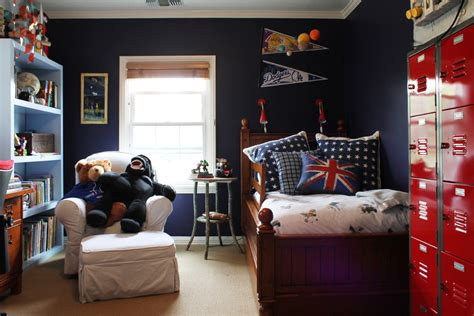 Cool Boys Bedroom-panda's House
