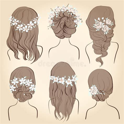 set   vintage style hairstyles wedding