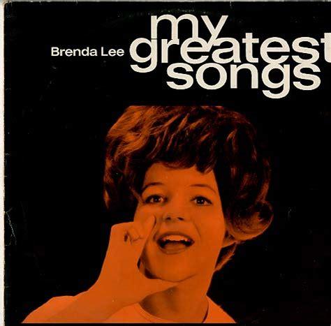 brenda lee hit songs brenda lee greatest hits