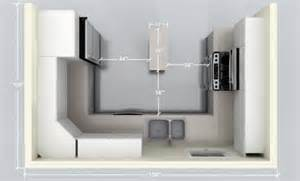 small kitchens with islands common kitchen design mistakes islands