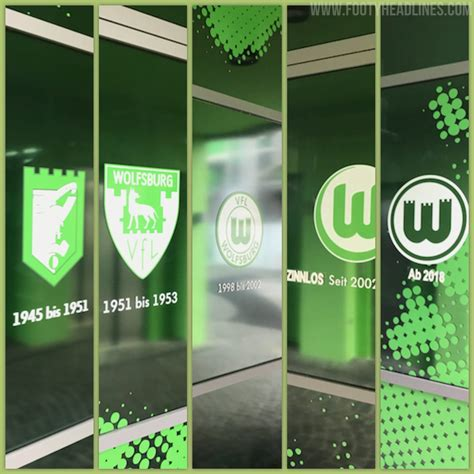With 'vfl wolfsburg to go', football fans are now informed even more quickly about the latest news on the first team, women's and youth teams. VfL Wolfsburg To Change Logo? - Footy Headlines