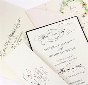 wedding envelopes wedding invitation envelopes With etiquette assembling wedding invitations