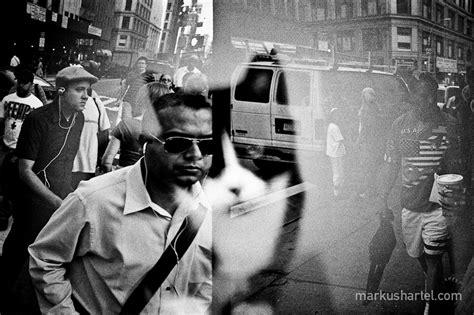 modern american street photography  markus hartel  york