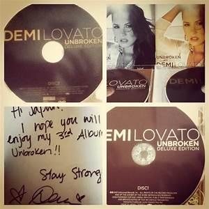 Unbroken (Japanese Deluxe Edition) - Demi Lovato mp3 buy ...