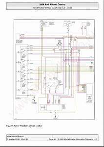 Audi A6 Allroad C5 Quattro Wiring Diagrams Page 60