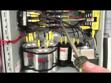 Rotary Phase Converter Youtube