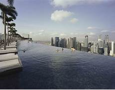 Singapore Hotel With Infinity Pool On Rooftop Image Bay Sands SkyPark An Iconic Singapore Destination Buildipedia