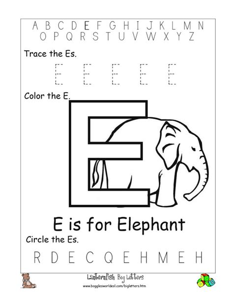 letter e coloring pages ideas preschool on www grig3 org 163 | ideas letter e coloring pages preschool on www